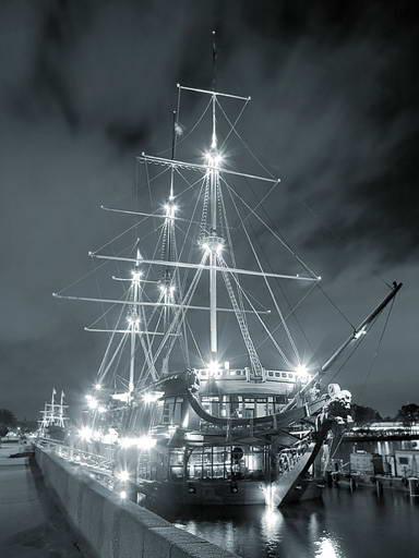 крейсер Аврора - Санкт-Петербург